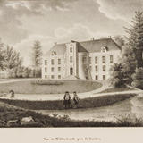 Vue de Wildenborch prov. de Gueldres, 1827-1829 © Gelders Archief PD