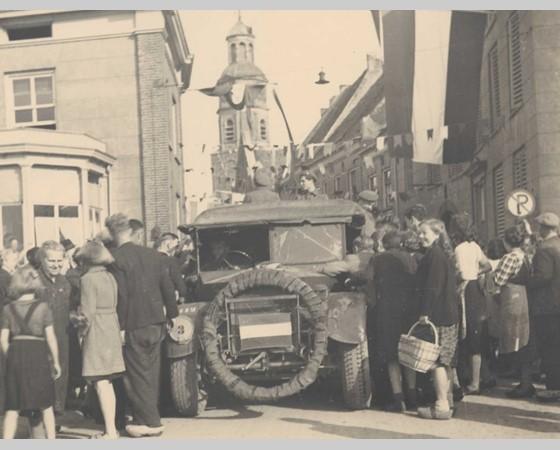 Tweede Wereldoorlog in Buren