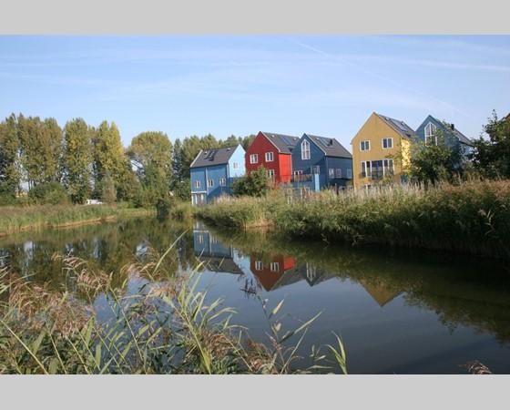 Ecologische wijk Lanxmeer