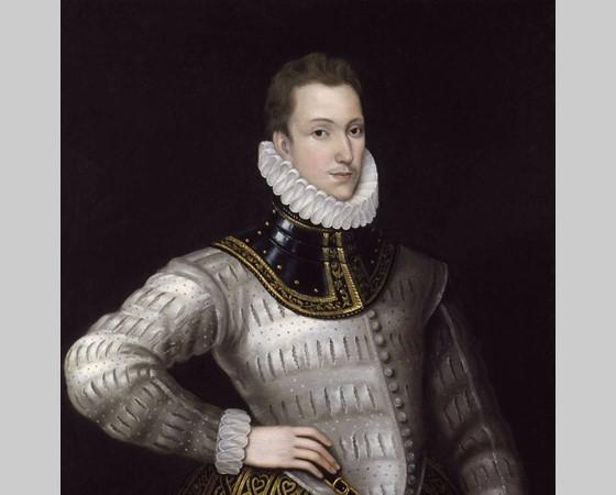De dood van Sir Philip Sidney, 17 oktober 1586