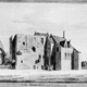 Een prent van Slot Doddendael uit 1731