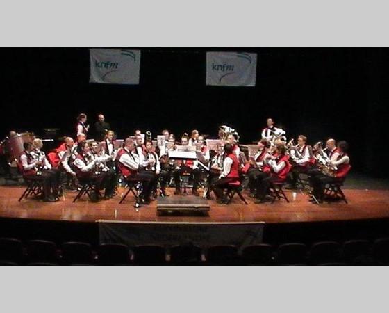 Fanfarekorps Door Eensgezindheid, Heukelum