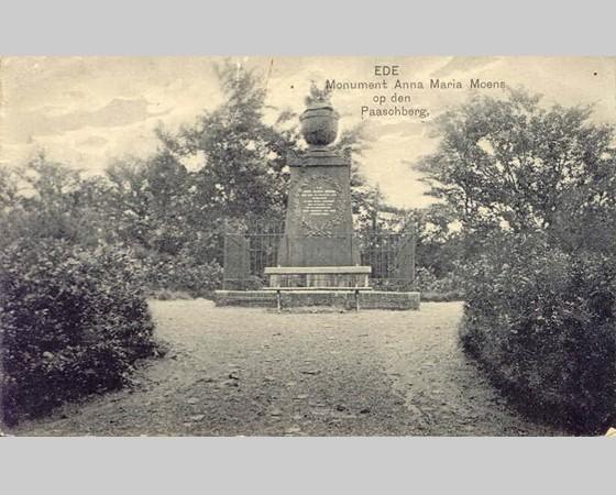 Monument Anna Maria Moens