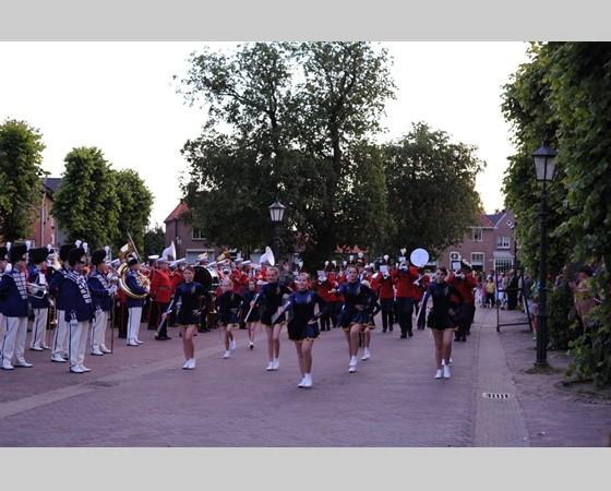 Harmonie-, Tamboer- en Majorettenkorps Kunst en Vriendschap