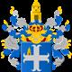 Familiewapen van de familie Van der Capellen © Arch CC0, Wikimedia