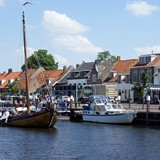 De haven van Elburg. © Txllxt TxllxT, cc-by-sa 4.0