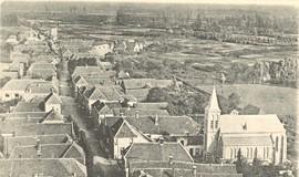 Ansichtkaart van het oude Barneveld
