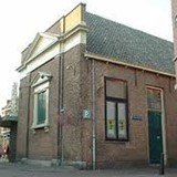 Vloeddeur in theater De Fransche School