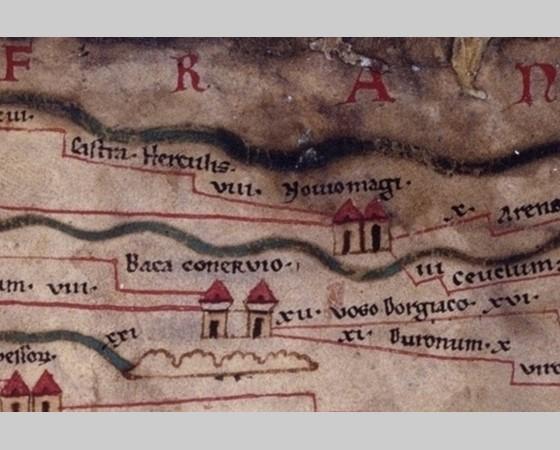 Castellum Meijnerswijk, 40 - 400 na Christus
