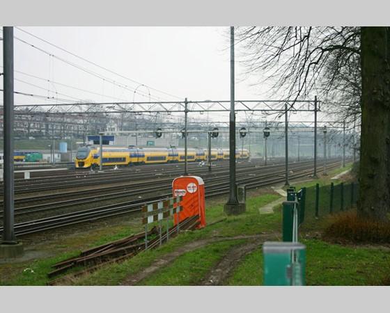 Freedom Trail Arnhem route beginpunt