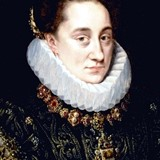 Maria van Nassau © Adriaen Thomasz Key [Public domain], via Wikimedia Commons CC-BY-SA