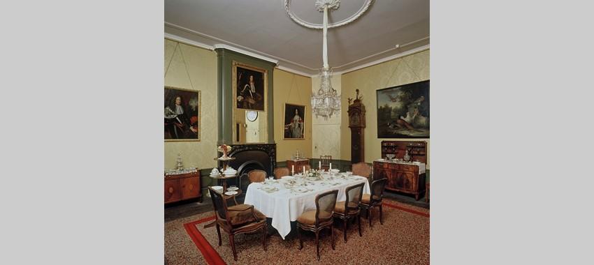 Aan tafel! De eetkamer van kasteel Rosendael | Mijn Gelderland
