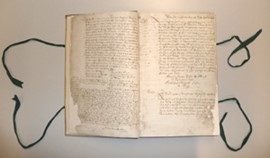 Gemeentarchief Voorst Oud boek archief