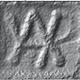 Detail uit een 3D-scan van een klop van de Romeinse veldheer Varus © Collectie Landesmuseum Mainz; scan en ren- dering Th. Reuter/LfA Sachsen, Dresden CC-BY-NC