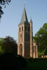 St.Willibrordus in Vierakker