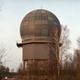 Radar Nieuw Milligen. Foto: NIMH