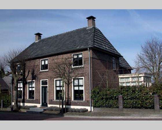 Schoolmeestershuis, Houtsestraat 25, Puiflijk