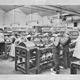 Arbeiders in de fabriek