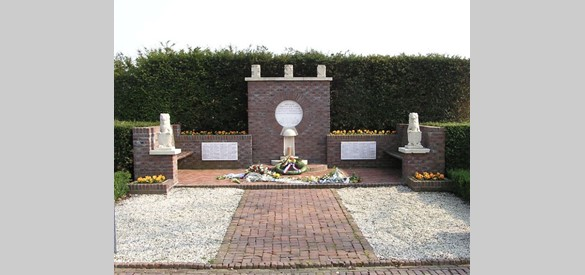 Oorlogsmonument Rademakersbroek