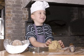 Bakkerijmuseum: Kinderen zijn belangrijkste gasten