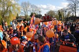 Koninginnedag optocht in Hattem 2013. Thema: 'Hollands Glorie' © Hattemer Oranje Vereniging