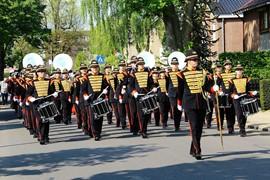 St Sebastianus Gendt show en marchingband © St. Sebastianus Gendt