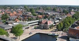 Panorama stadhuis  Nijkerk