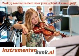 Flyer Instrumentenbank